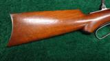 WINCHESTER MODEL 94 SPECIAL ORDER RIFLE IN .25-35 - 10 of 12