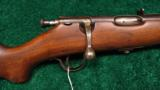 SAVAGE SPORTER BOLT ACTION IN 22 CALIBER - 1 of 8