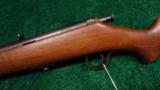 SAVAGE SPORTER BOLT ACTION IN 22 CALIBER - 2 of 8