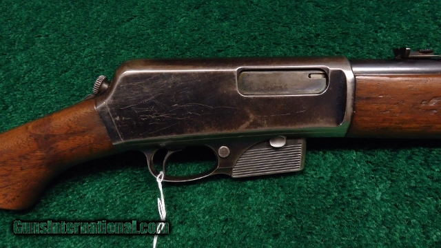 SERIAL NUMBER 12 1910 WINCHESTER