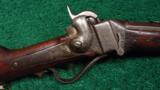 SHARPS MODEL 1853 SPORTING RIFLE