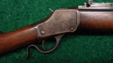 WINCHESTER HIGH WALL MUSKET