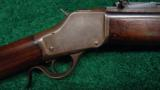 WINCHESTER HIGH WALL CALIBER 22LR MUSKET