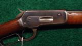 WINCHESTER 1886 RIFLE - 1 of 12