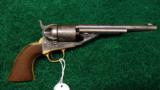 COLT 1861 NAVY CONVERSION - 3 of 12