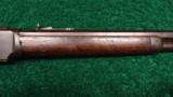RARE WINCHESTER 1873 SHORT RIFLE - 5 of 13