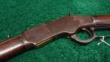 RARE WINCHESTER 1873 SHORT RIFLE - 8 of 13