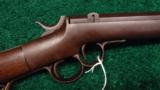 FRANK WESSON TWO-TRIGGER RIFLE - 1 of 13