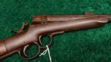 FRANK WESSON TWO-TRIGGER RIFLE - 8 of 13