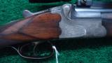 J.P. SAUER & SOHN O/U COMBO GUN