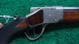 VERY FINE SHARPS 1878 BORCHARDT LONG RANGE SINGLE SHOT RIFLE