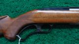 EARLY PRODUCTION WINCHESTER 88