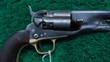RARE COLT 1860 FLUTED CYLINDER ARMY