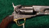 HIGH CONDITION COLT 1860 FLUTED - 2 of 14