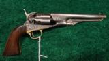 HIGH CONDITION COLT 1860 FLUTED - 4 of 14