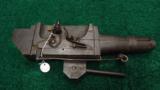 FLINTLOCK TRAP GUN/CEMETERY GUN
