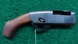 SAVAGE MODEL 67 CUT-AWAY SHOTGUN IN 12 GAUGE