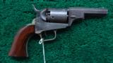 VERY RARE COLT MODEL 1848 BABY DRAGOON PERCUSSION REVOLVER