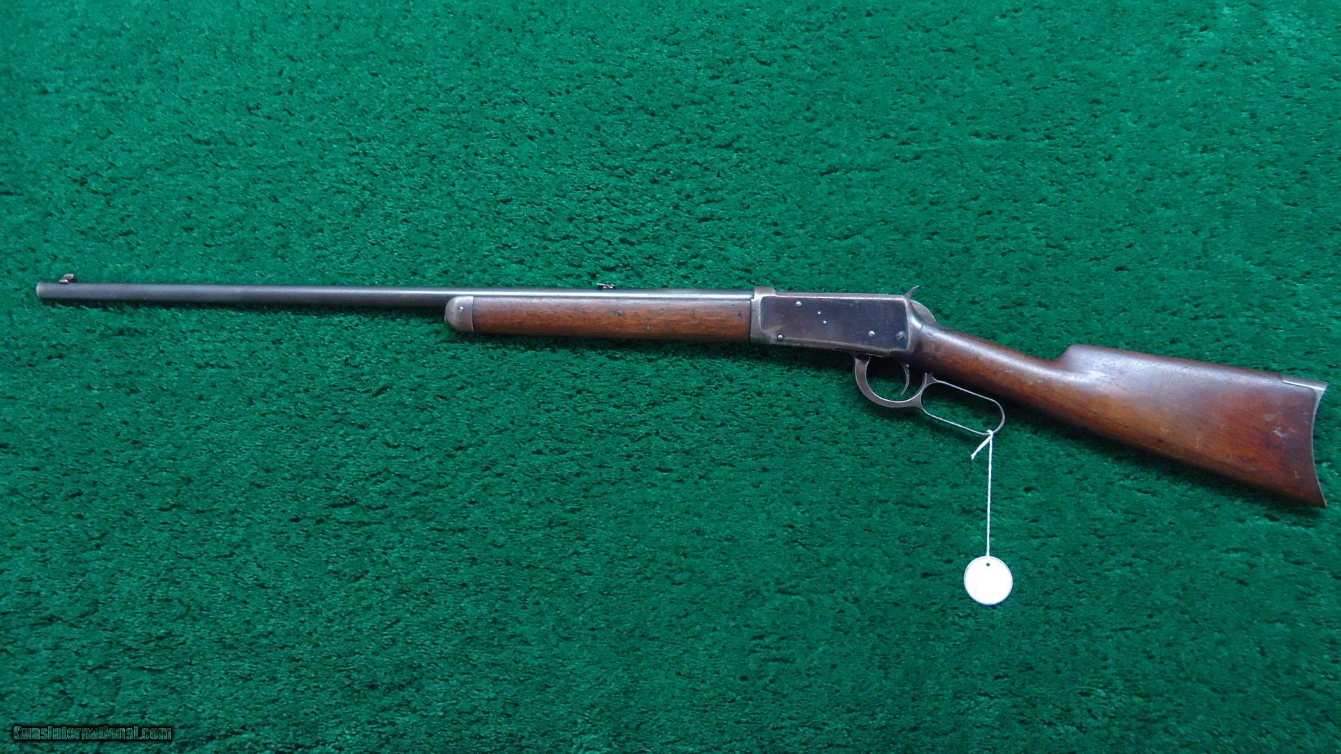 MODEL 1894 WINCHESTER RIFLE
