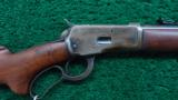 MODEL 65 WINCHESTER RIFLE