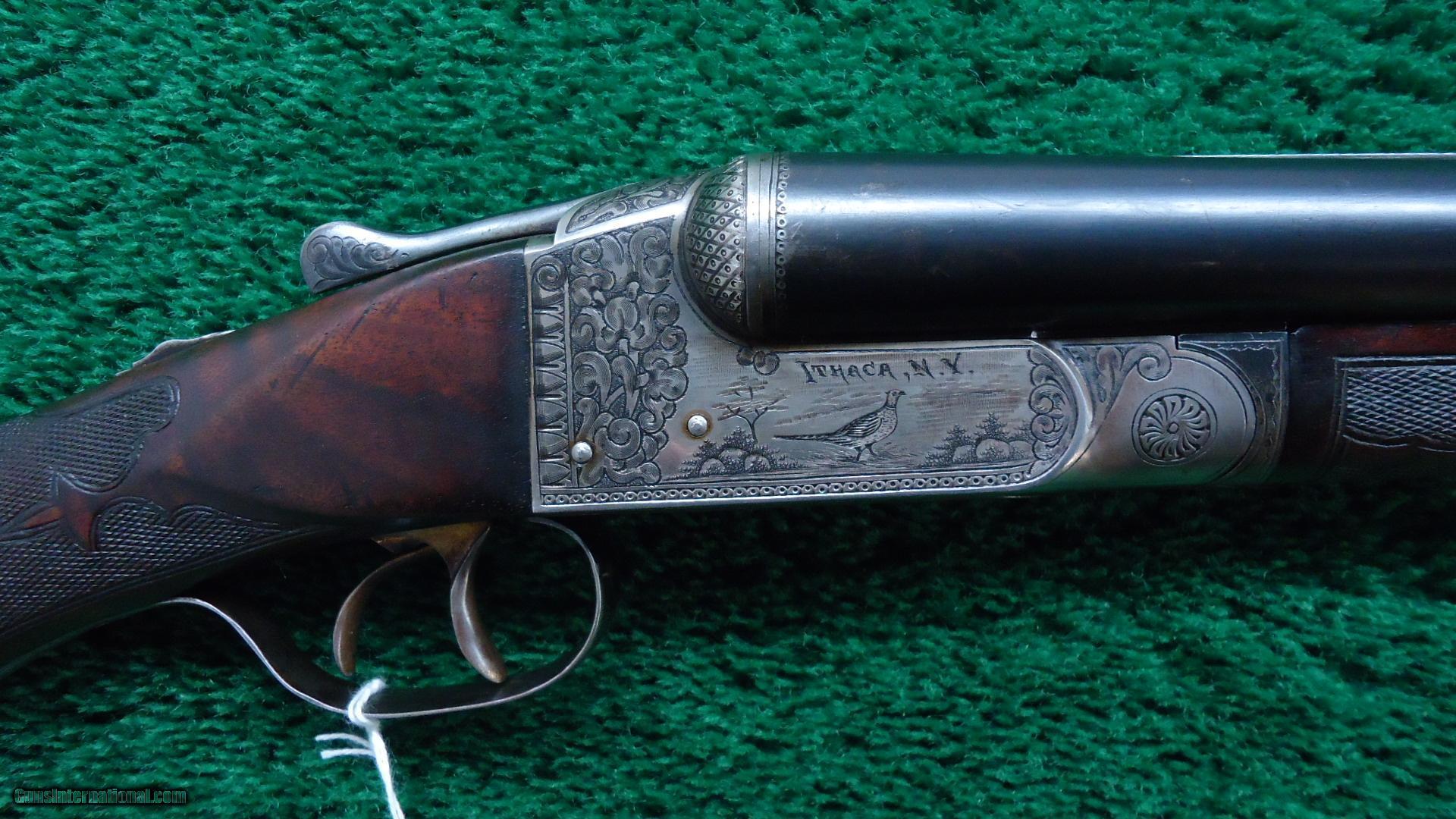 ITHACA FLUES GRADE 4E DOUBLE BBL SHOTGUN for sale