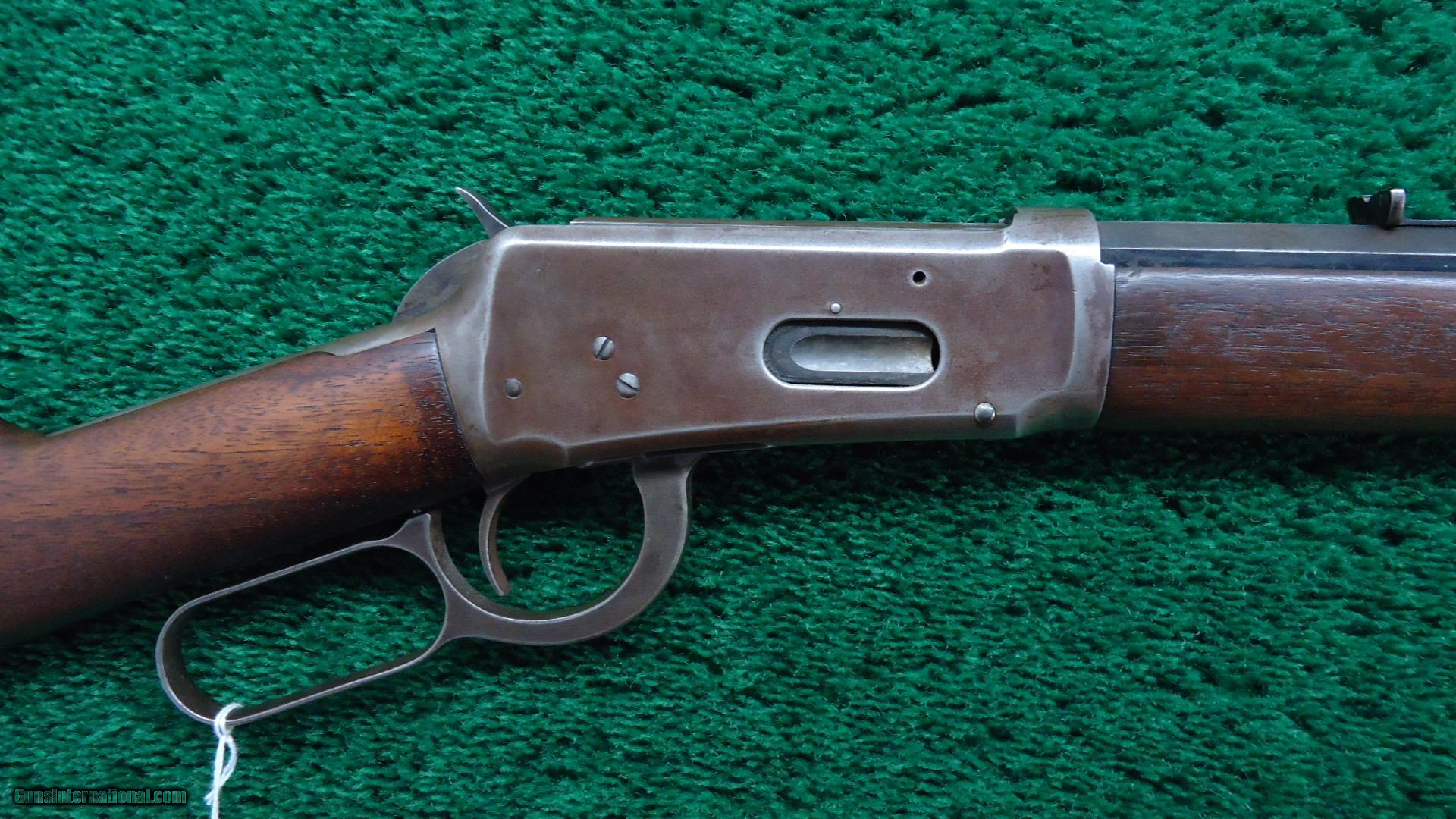 WINCHESTER MODEL 1894 RIFLE
