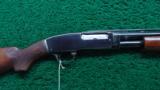 WINCHESTER MODEL 42 SLIDE ACTION 410 SHOTGUN