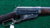 SPECIAL ORDER DELUXE WINCHESTER 1895 TAKEDOWN RIFLE