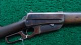 """WINCHESTER MODEL 1895 RIFLE WITH 24"""" BBL"""