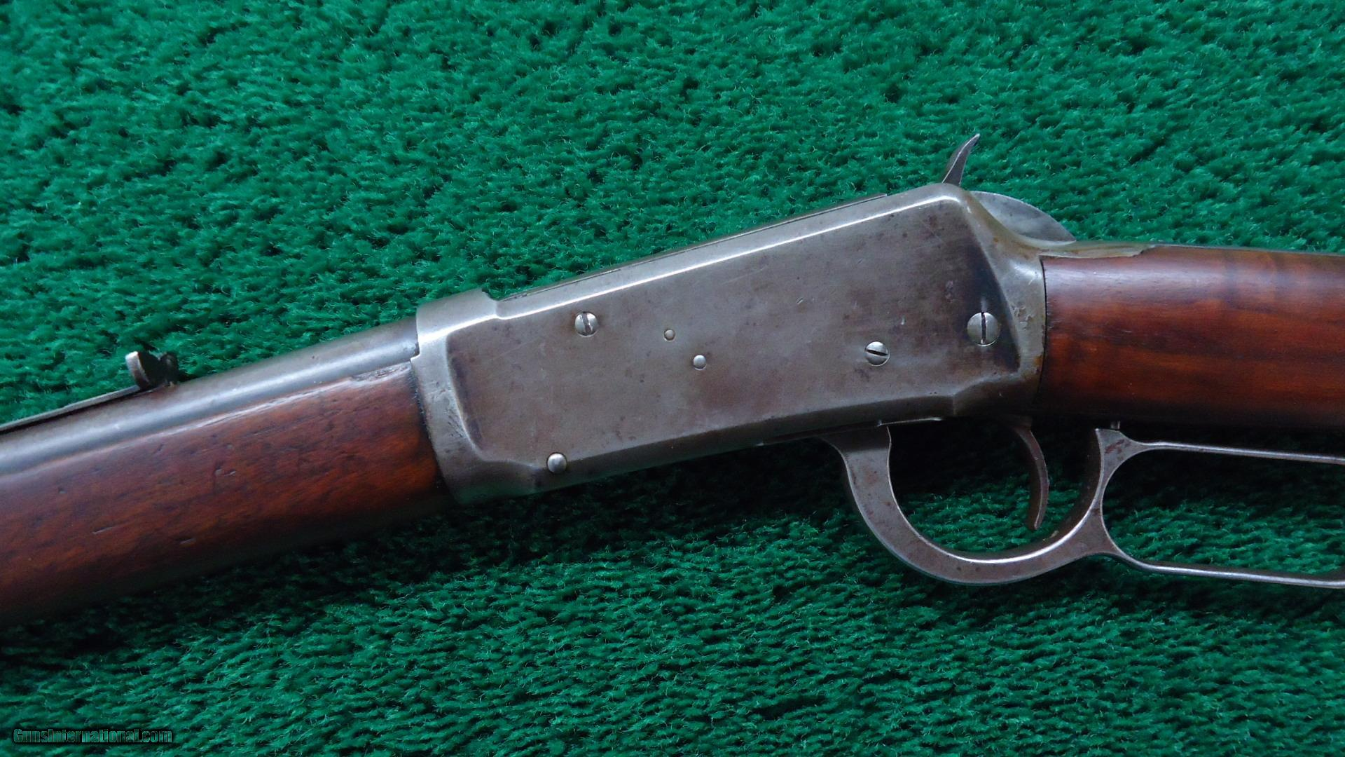 WINCHESTER MODEL 1894 RIFLE IN 32-40 WCF