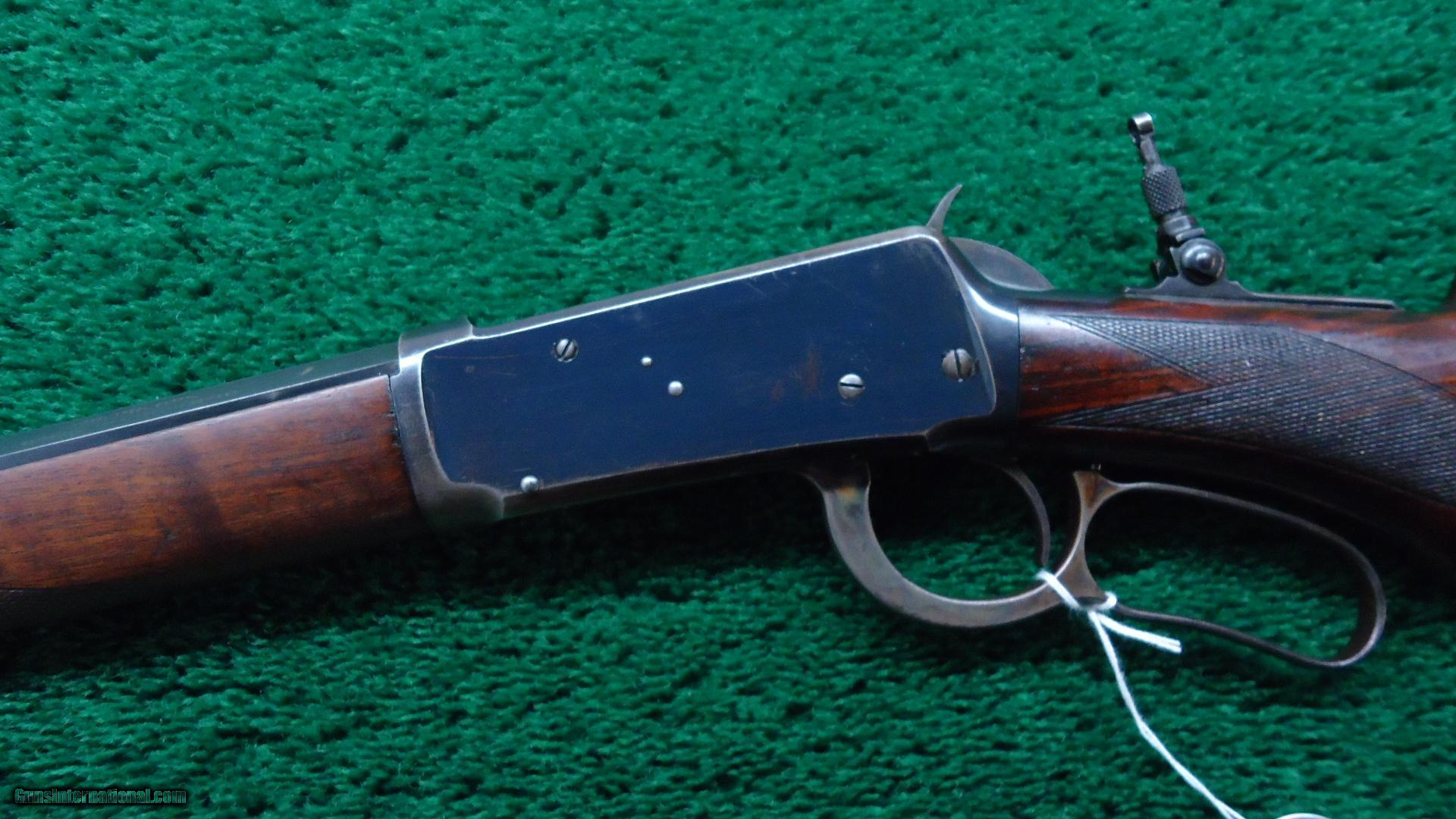 SPECIAL ORDER MODEL 1894 WINCHESTER RIFLE