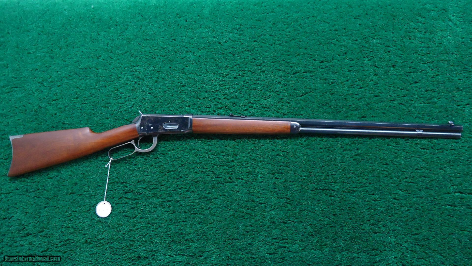 WINCHESTER 1894 RIFLE IN DESIRABLE 25-35