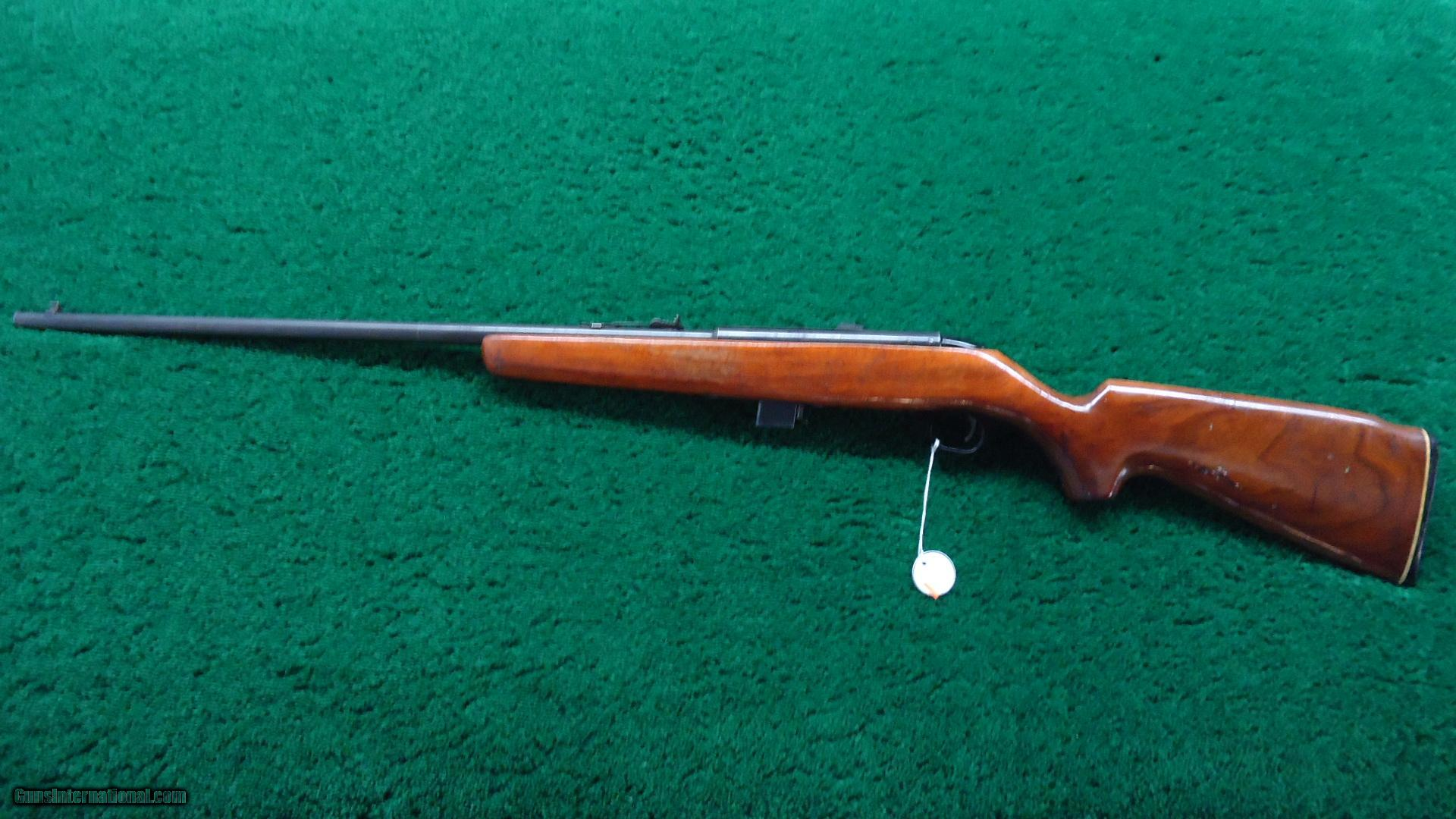 ... MOSSBERG TARGO MODEL 340 TR IN .22 CALIBER SMOOTH BORE - 14 of 15 ...