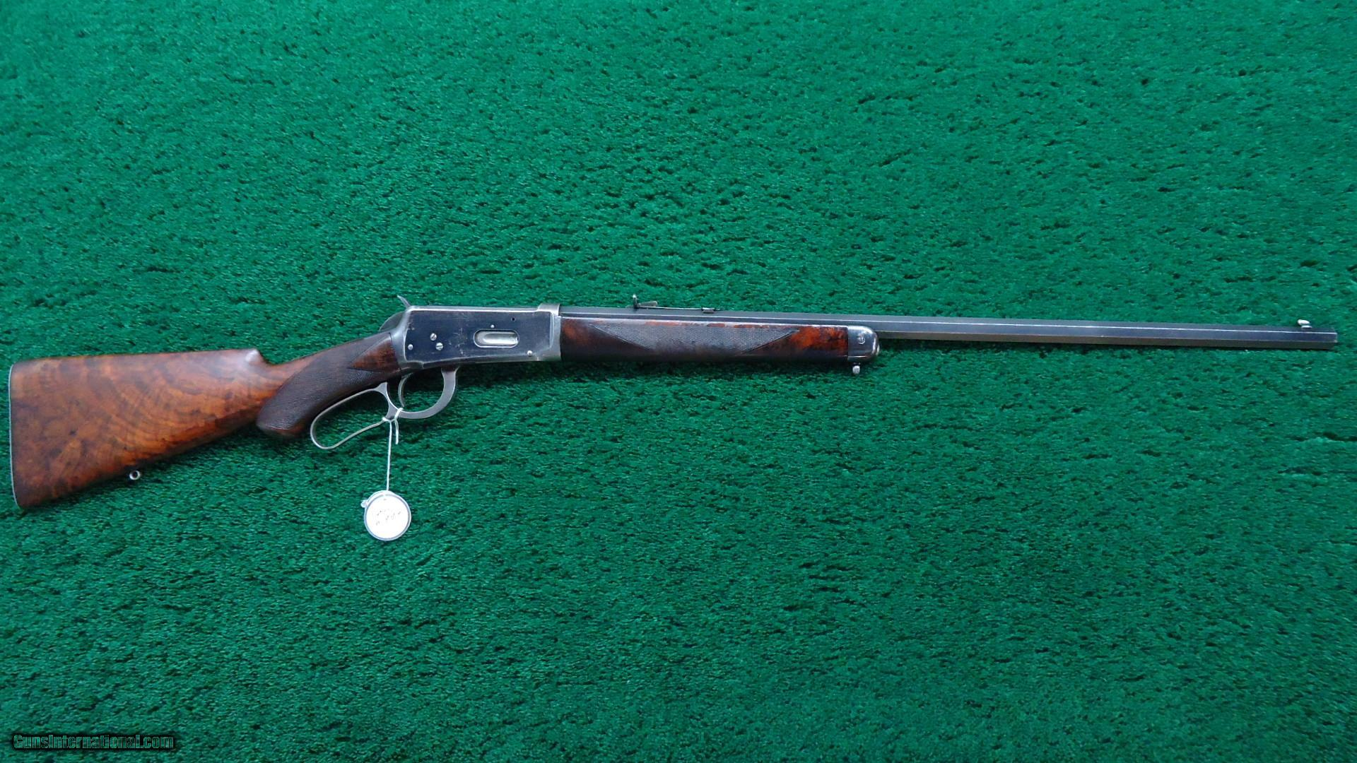 ANTIQUE DELUXE MODEL 1894 WINCHESTER RIFLE