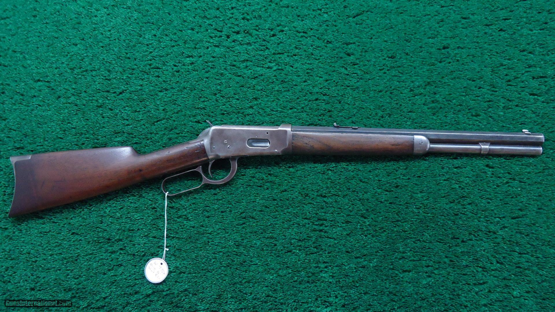 WINCHESTER MODEL 1894 16 INCH SHORT RIFLE