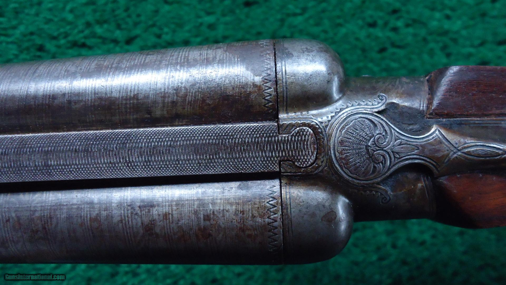 Antique Ithaca Shotguns – Wonderful Image Gallery