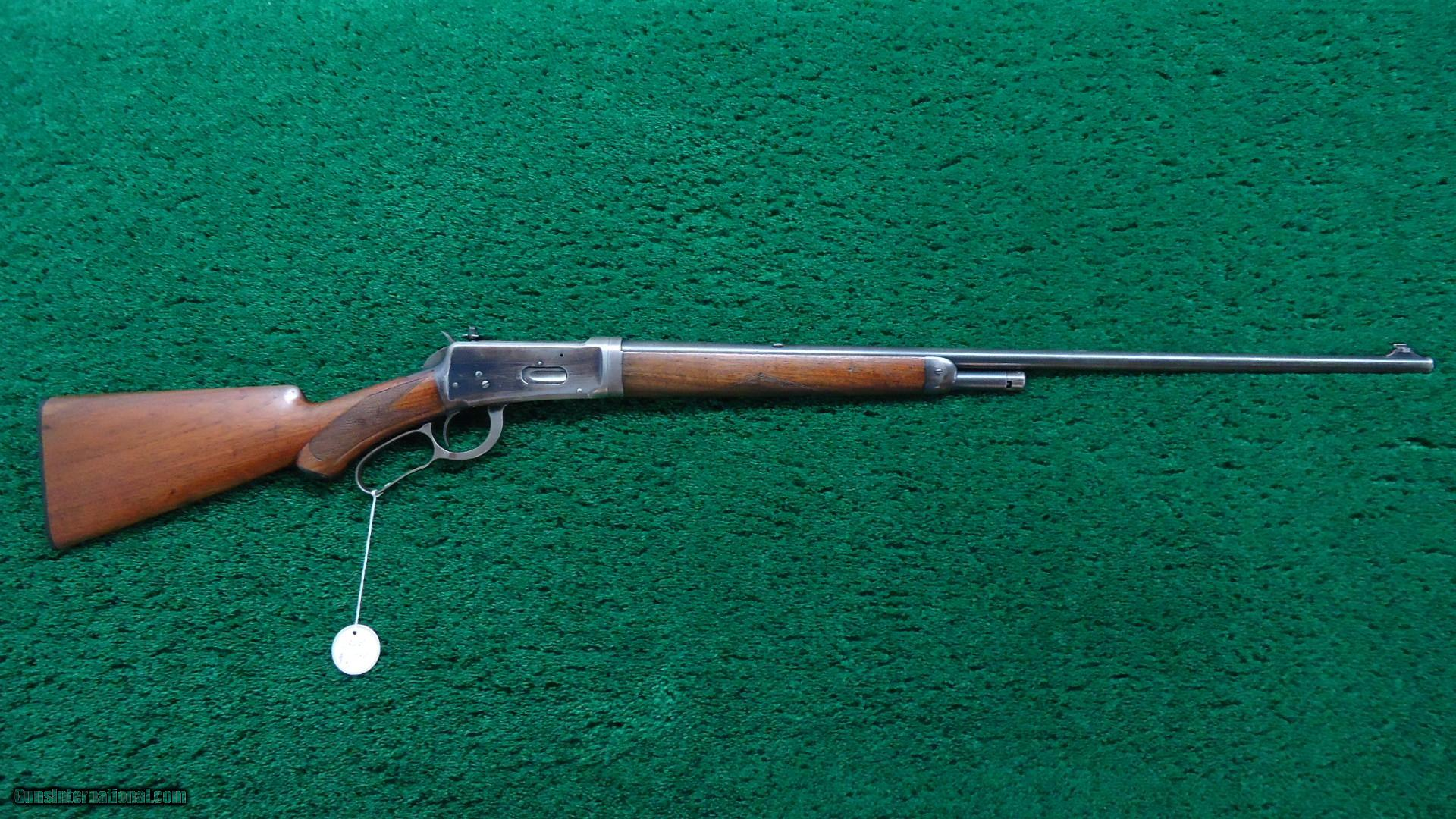 SPECIAL ORDER WINCHESTER MODEL 1894 RIFLE