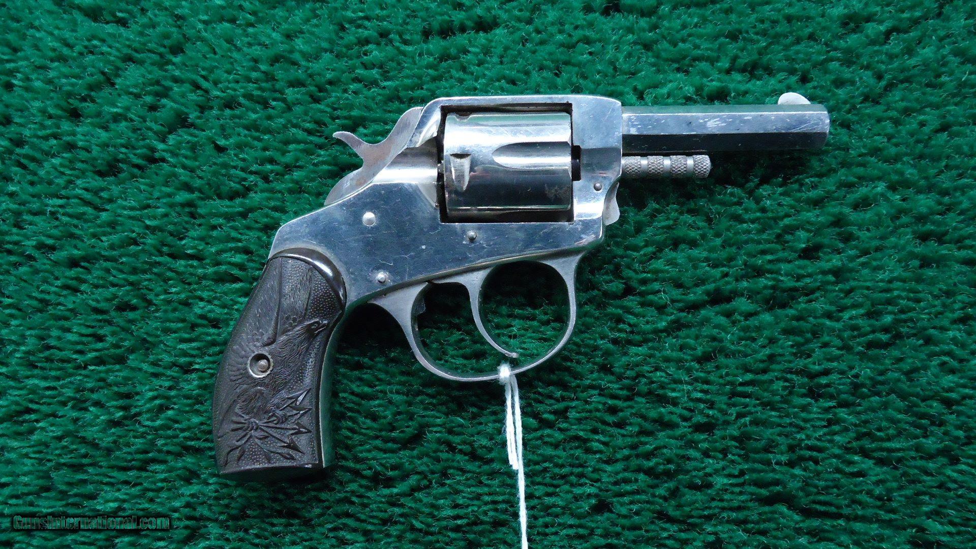 Iver Johnson American Bulldog Revolver