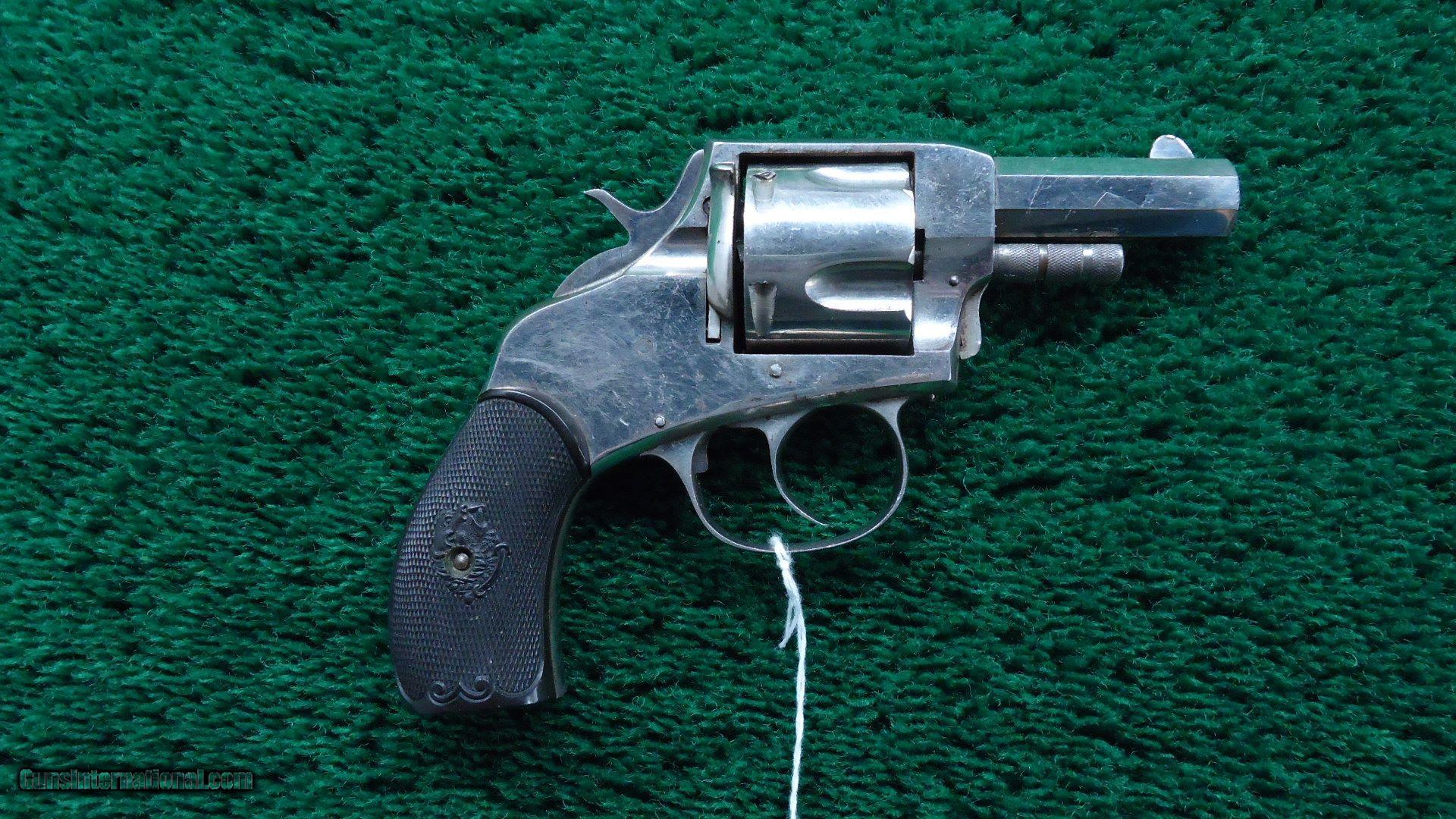 Iver Johnson Extra Large Frame American Bulldog Revolver