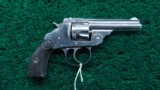 IVER JOHNSON SAFETY HAMMER FIRST MODEL REVOLVER