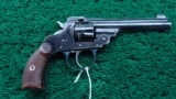 HOPKINS & ALLEN TRIPLE ACTION SAFETY POLICE REVOLVER