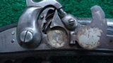 RARE US CONVERSION MILITARY MUSKET - 8 of 20