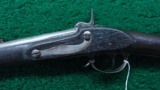 RARE US CONVERSION MILITARY MUSKET - 2 of 20