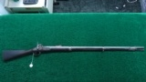 RARE US CONVERSION MILITARY MUSKET - 20 of 20