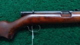 WINCHESTER MODEL 74 CALIBER 22 LONG RIFLE