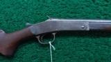 WINCHESTER MODEL 20 SINGLE SHOT 410 SHOTGUN