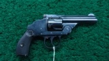 HARRINGTON & RICHARDSON TOP BREAK HAMMERLESS REVOLVER