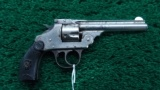 IVER JOHNSON SAFETY AUTOMATIC DOUBLE ACTION REVOLVER