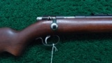 WINCHESTER MODEL 47 BOLT ACTION SINGLE SHOT RIFLE
