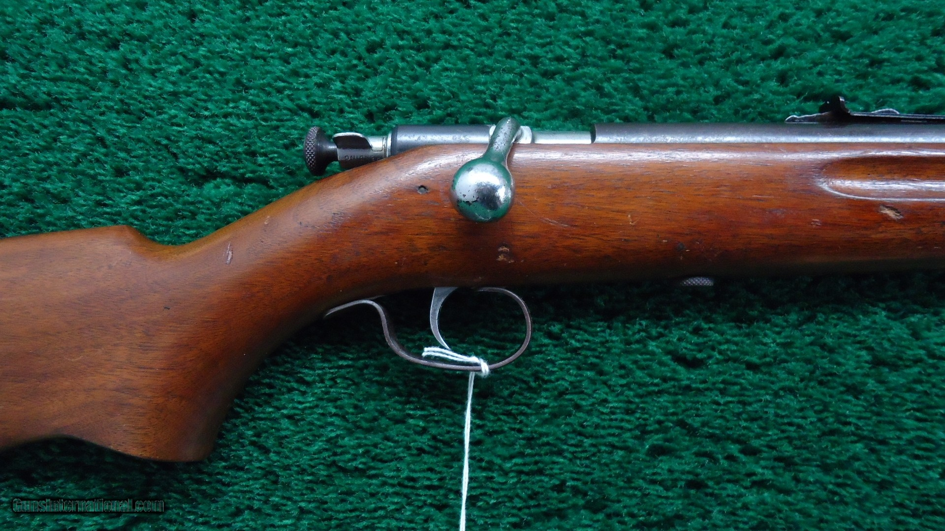WINCHESTER MODEL 67 BOLT ACTION CALIBER 22 RIFLE - 1 of 13 ...